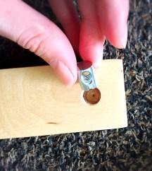 キコリの小イスの作り方
