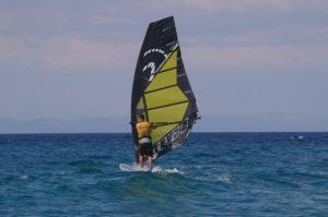 planche windsurf faire de la voile confiance en soi