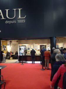 salon nautique paris expo porte versailles boulangerie paul