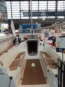 salon nautique paris expo porte versailles first 210 beneteau