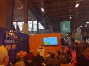 salon nautique paris expo porte versailles formation hisse et ho OpenCPN