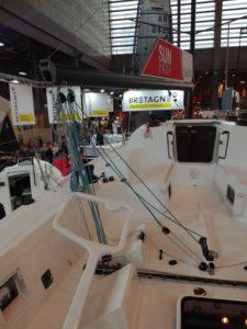 salon nautique paris expo porte versailles sunfast 3600