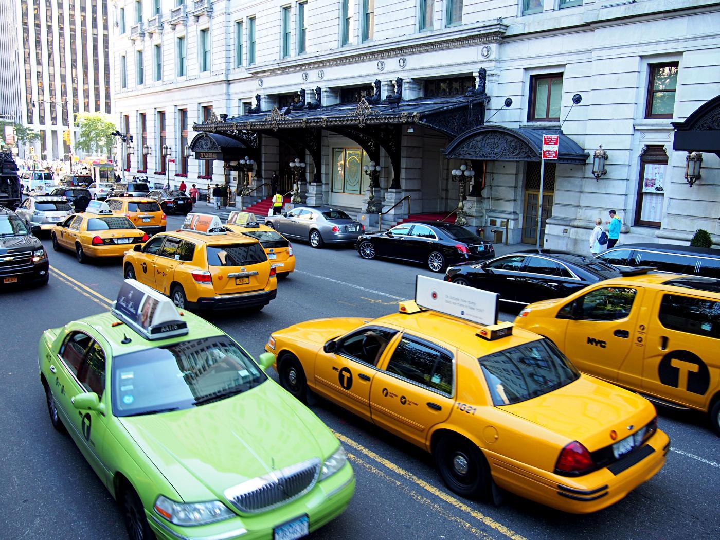 Perinneruokaa matkailee: New York
