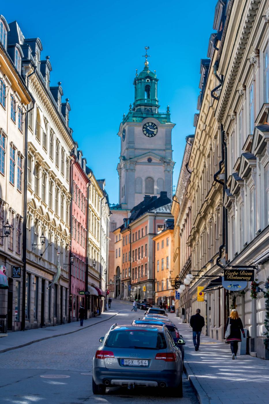 Perinneruokaa matkailee: Tukholma