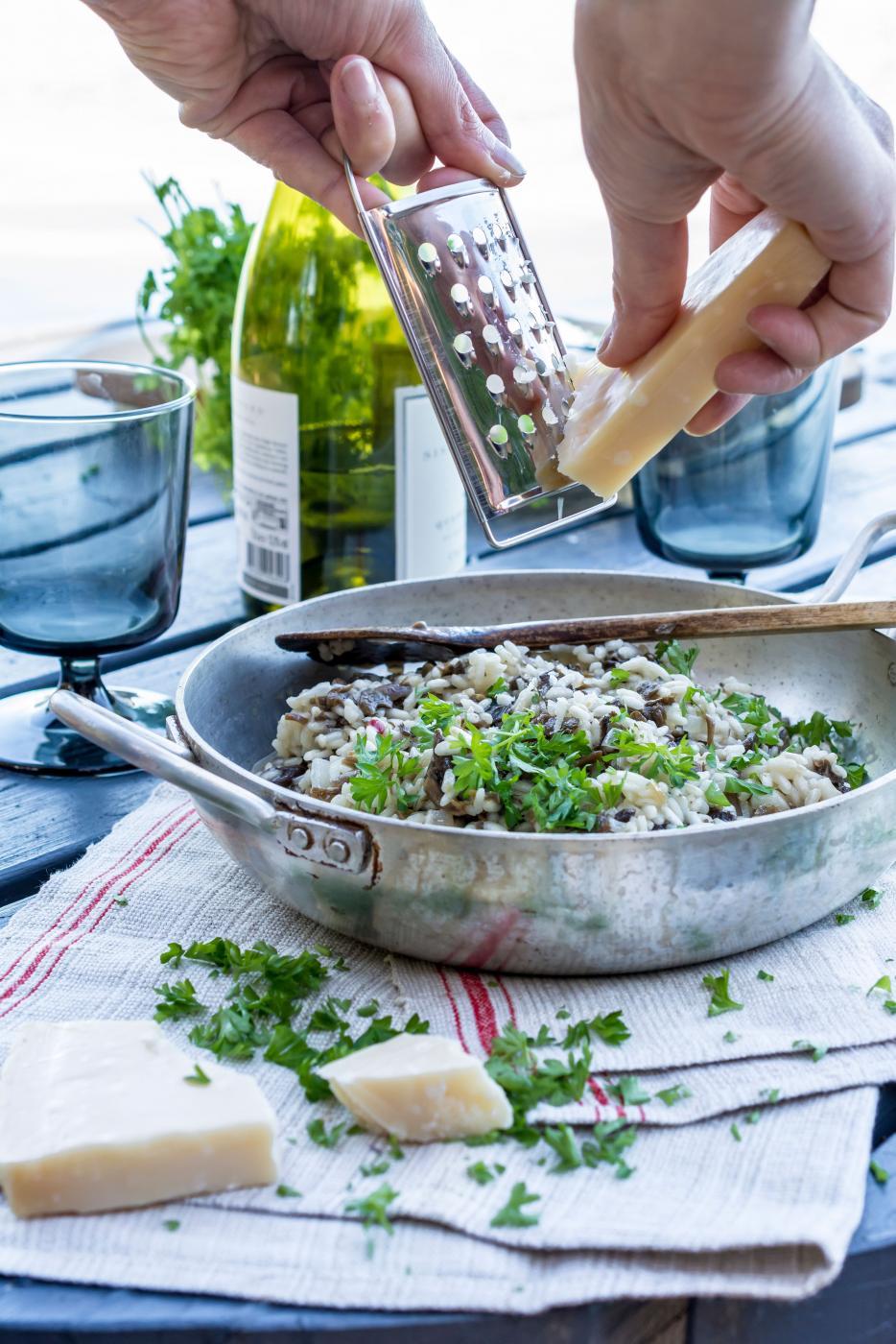 Parhaat sienireseptit