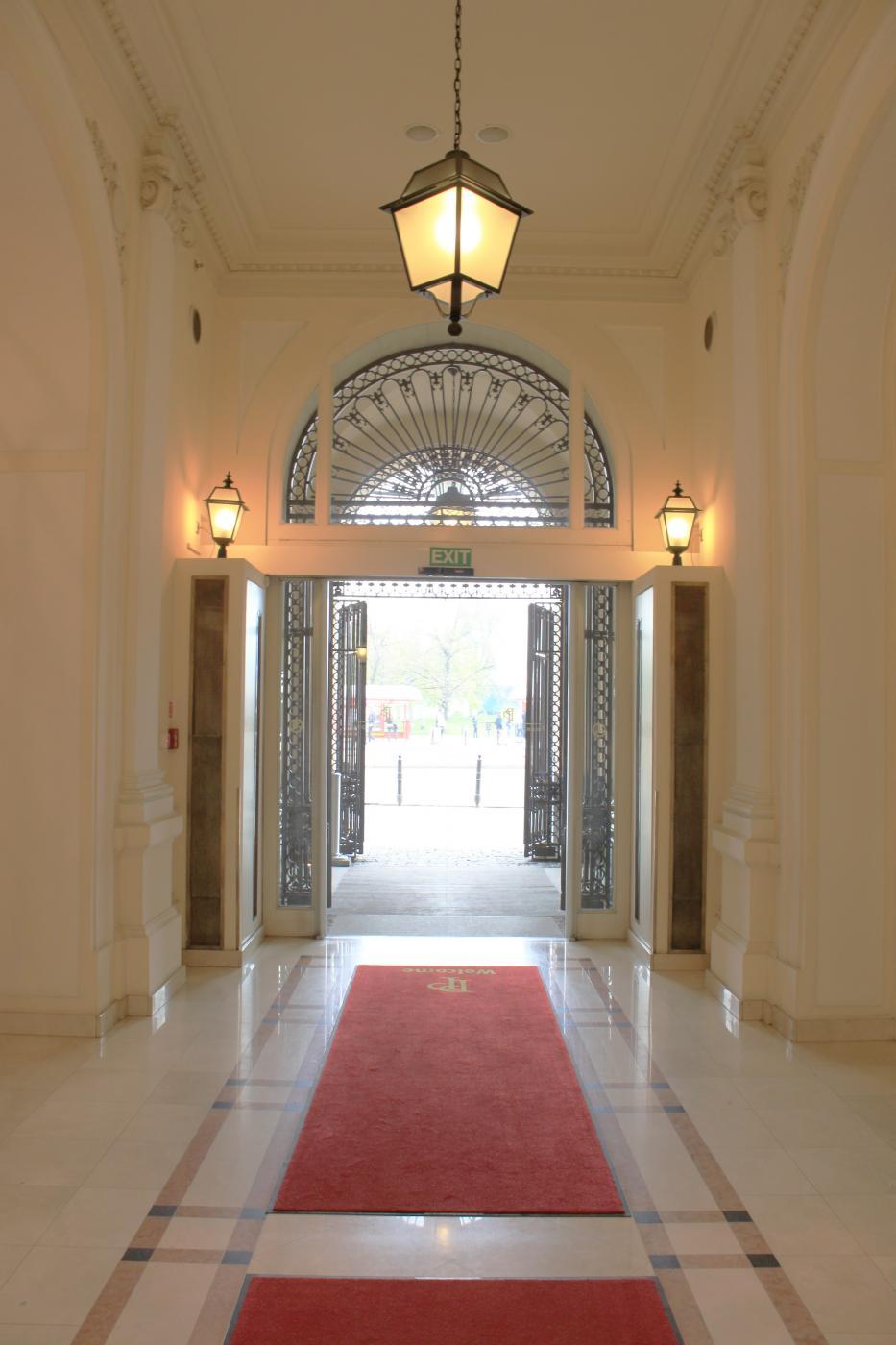 Polonia Palace – Varsova
