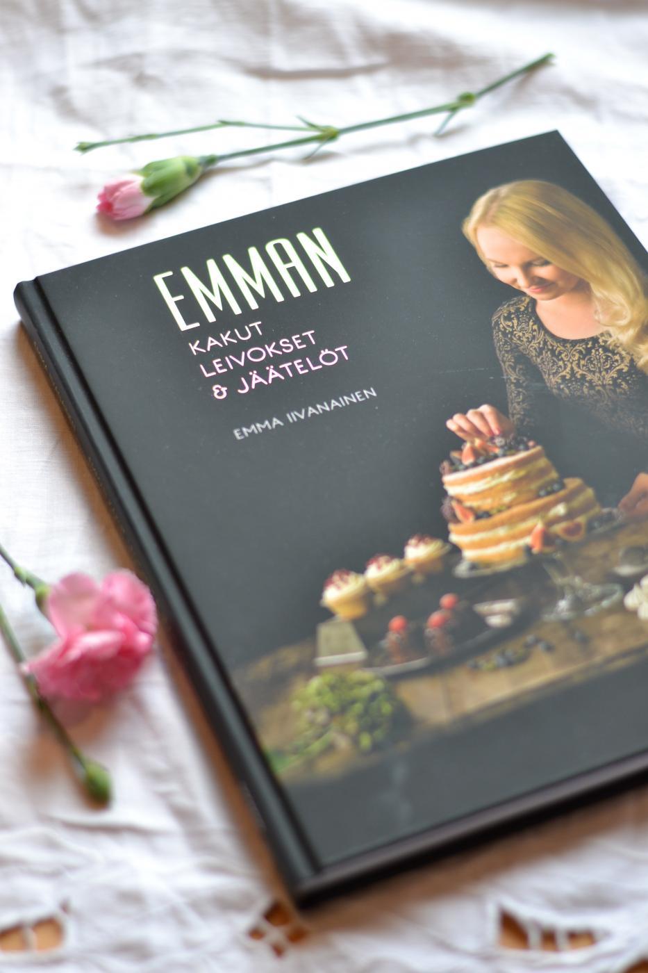 Arvonta: Emman kakut, leivokset ja jäätelöt