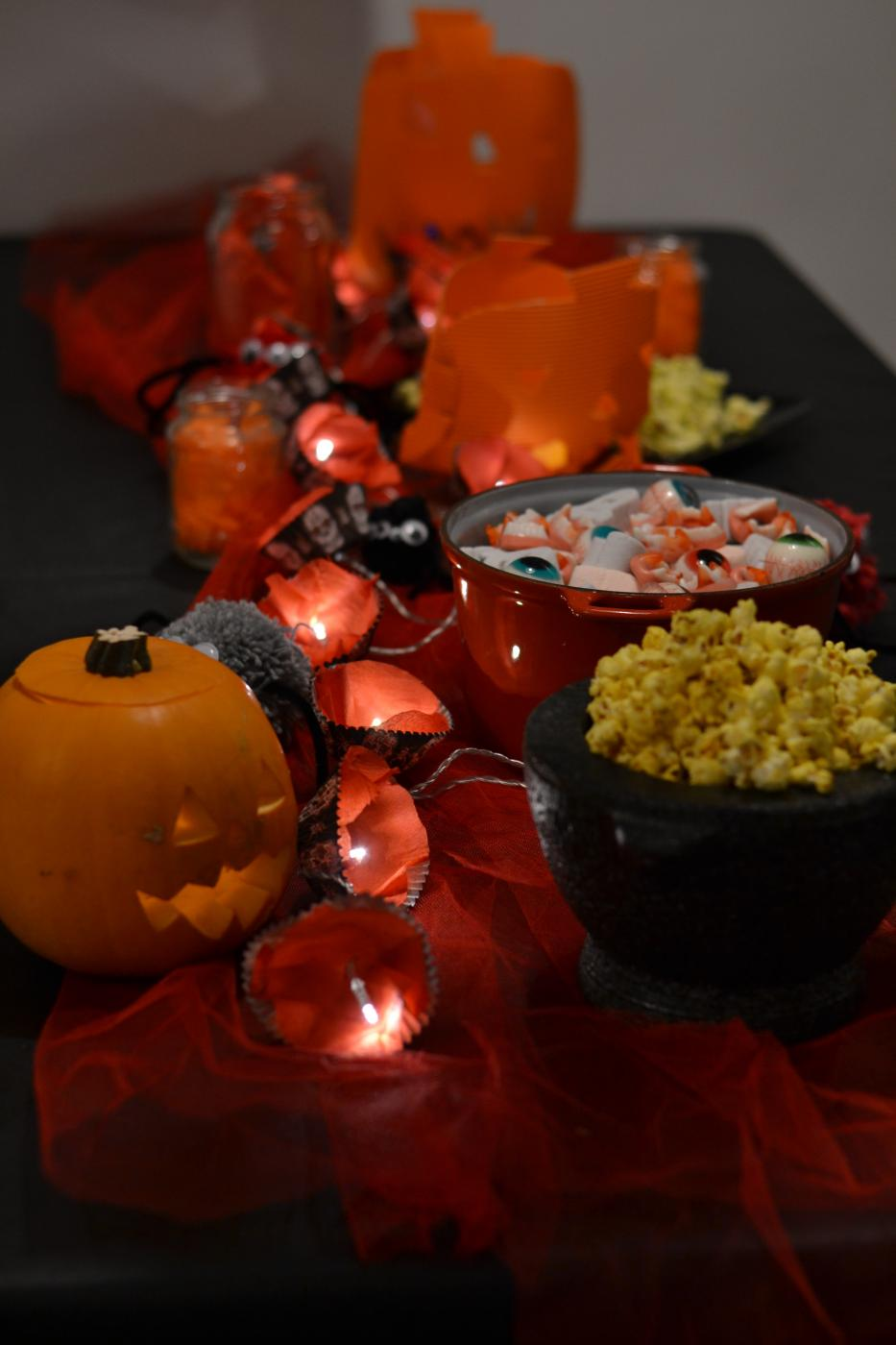 Hurjan helpot Halloween herkut