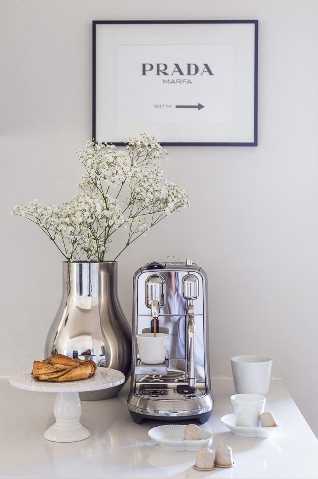 Nespresso Creatista kahvikone 9-1