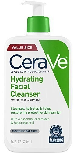 CeraVe Hydrating Facial Cleanser - A-Lifestyle