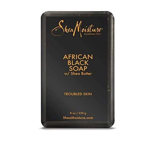 Shea Moisture African Black Soap - A-Lifestyle