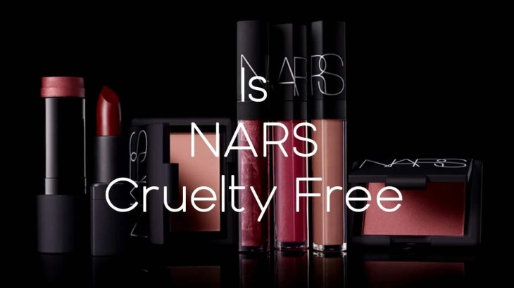 Is NARS Cruelty Free - A-Lifestyle