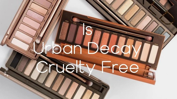 Is Urban Decay Cruelty Free - A-Lifestyle