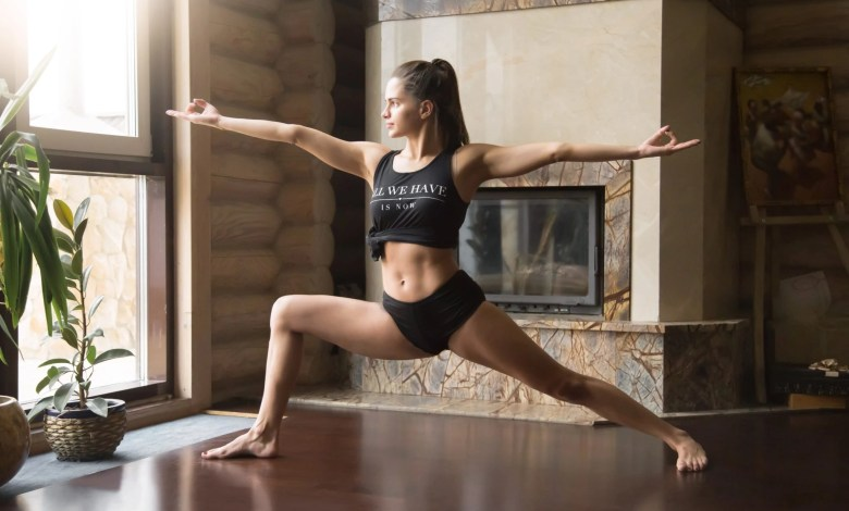 At Home Workout - A-Lifestyle