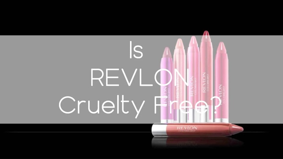 Is Revlon Cruelty Free? - A-Lifestyle