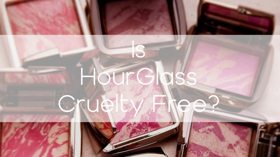 Is HourGlass cruelty-free? - A-Lifestyle