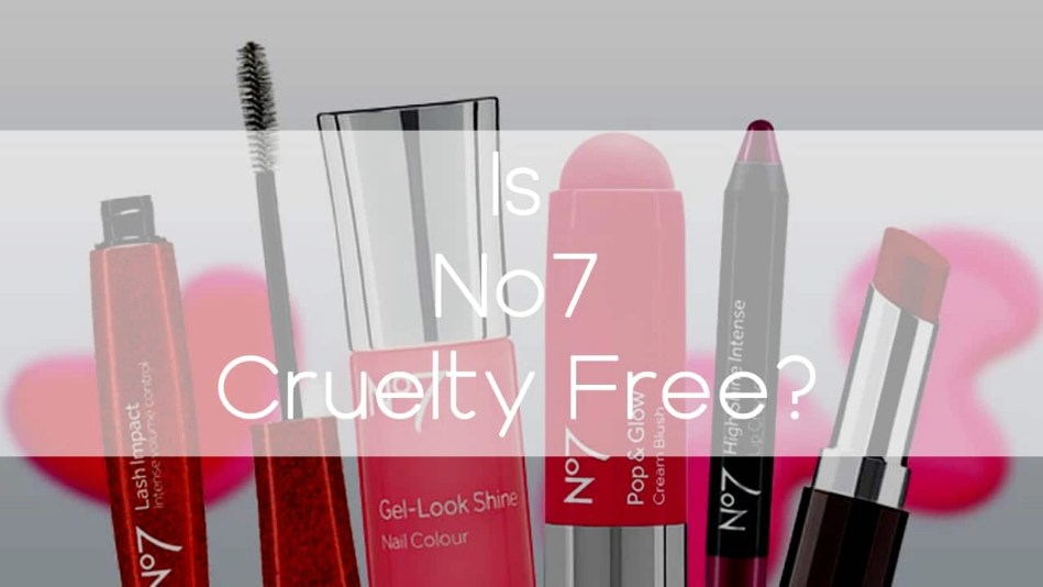 Is No7 cruelty-free? - A-Lifestyle