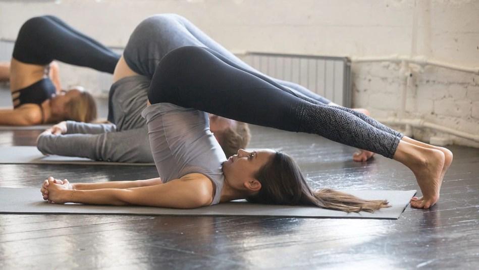 Yin yoga - A-Lifestyle