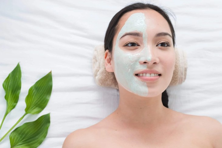 Applying Facial Masks