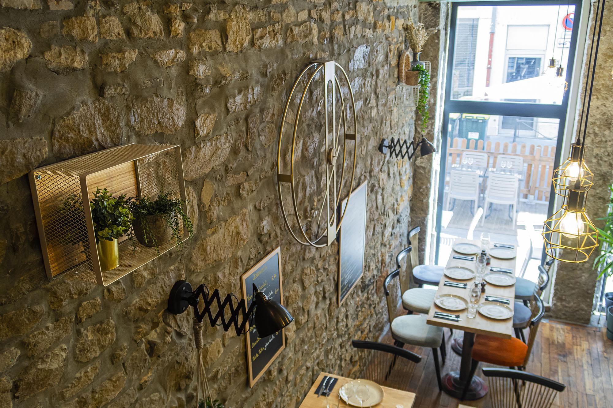 Intérieur - Restaurant A l'Improviste