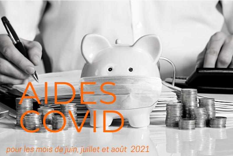AIDES COVID-19 : CE QUI CHANGE EN JUIN