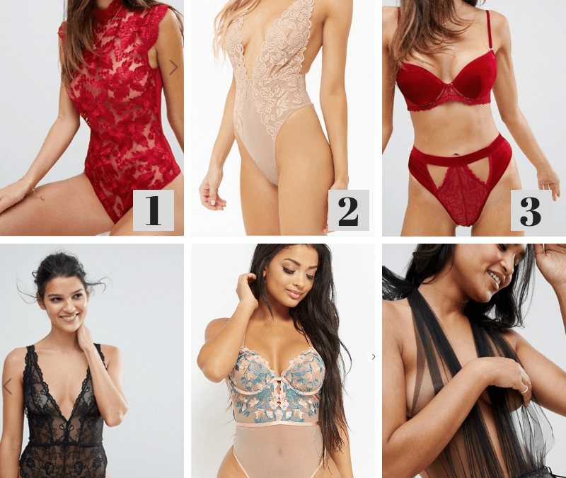 Valentines Day Boudoir Outfit Ideas