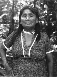 Carmen Paucha, soeur de Juan Wambutsar