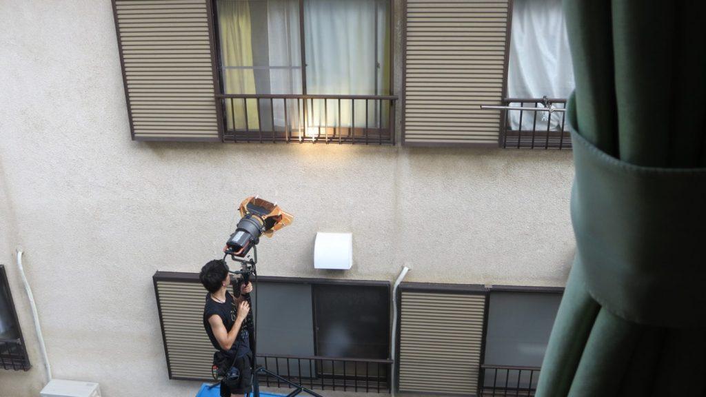 昭和・レトロ・・アパートスタジオ・照明・撮影・常総市