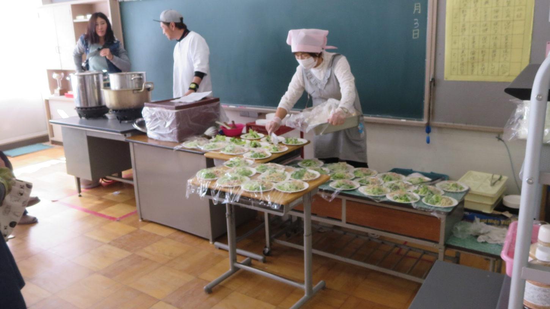 まるごと撮影できちゃう学校スタジオ・ケータリング・魚トク・桜川市・近所