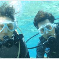 体験ダイビング|ST
