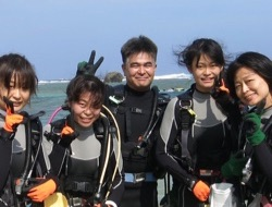 沖縄ファミリー体験ダイビング クチコミ