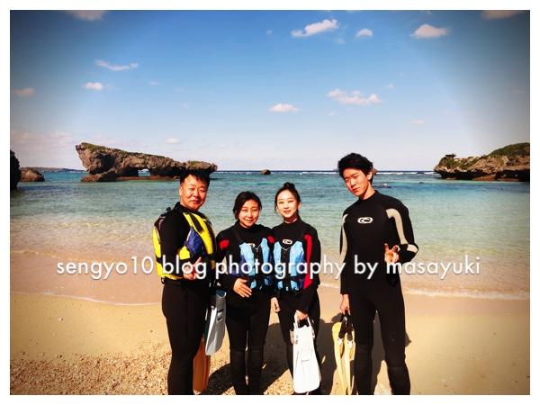 沖縄秘密の洞窟シュノーケル