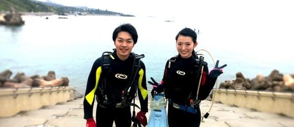 沖縄体験ダイビング|DXコース|新ゴリラ