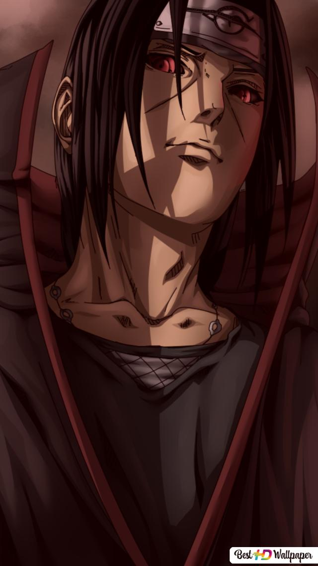 Itachi Uchiha Rogue Ninja Hd Wallpaper