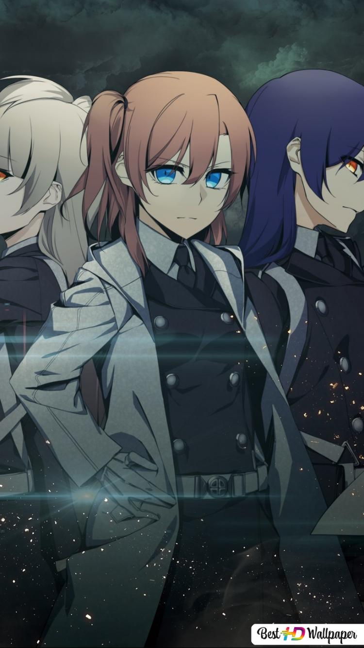 Love Live Anime Hd Wallpaper Download