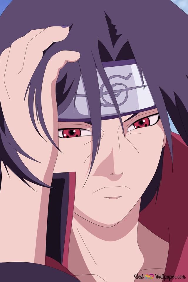 Naruto Shippuden Itachi Uchiha