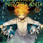 Livro The Promised Neverland Vol 5 Revista Hq Magazine Luiza