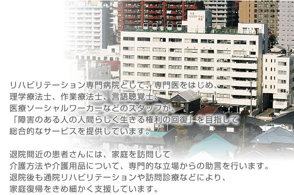 中通リハビリテーション病院