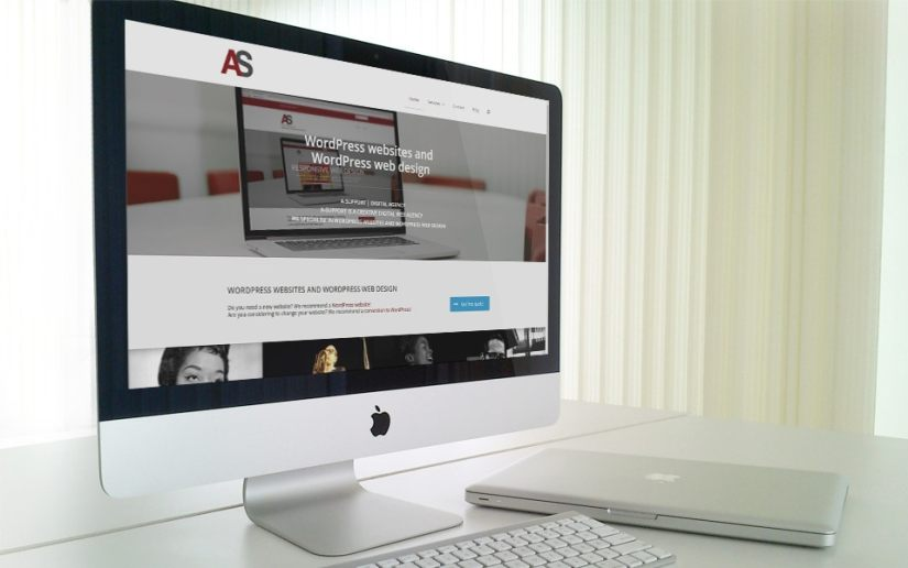 WordPress websites - A-support.dk delivers responsive WordPress websites