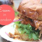 Essen in London – Wetten dass auch du englisches Essen lieben wirst?