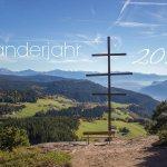 Unsere Reise- und Wanderpläne für 2017