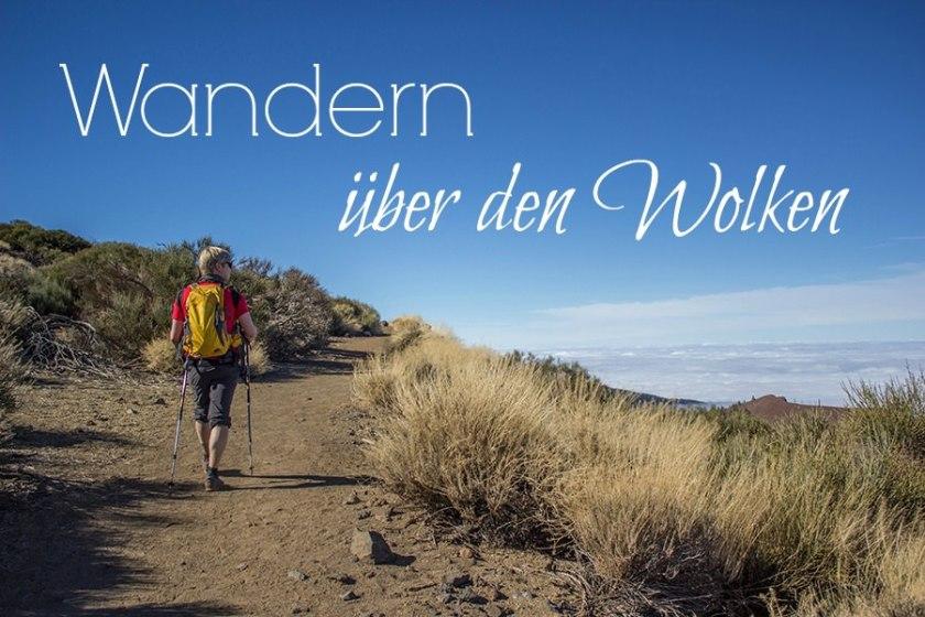 Wanderung Teneriffa - Hochebene - El Teide - Titel