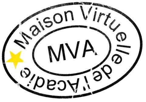 Logo Maison Virtuelle de l'Acadie