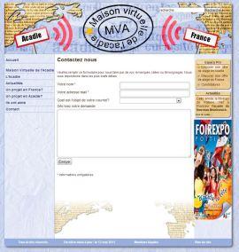 Site internet pour institut universitaire
