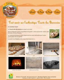 Site web pour mon entreprise