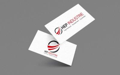 Un nouveau logo pour HEP Industrie à Séméac – 65
