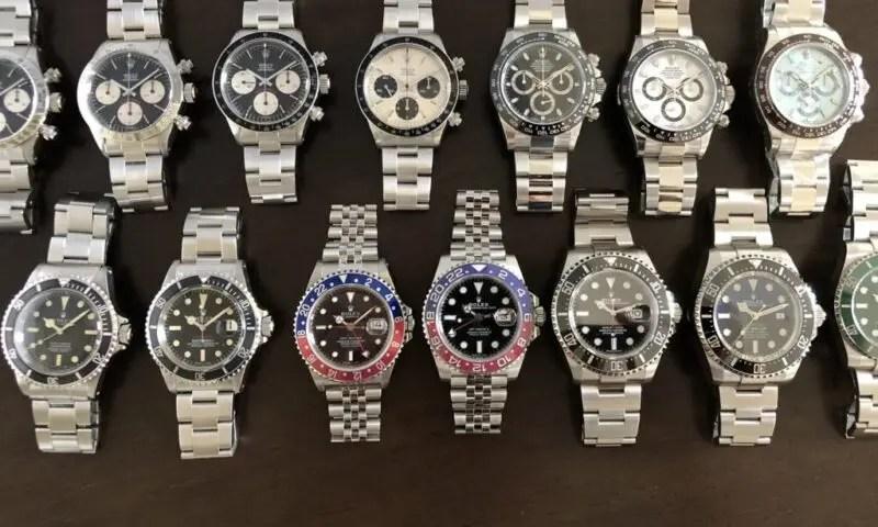 a-watch名古屋、ロレックスの現行モデルからヴィンテージ、アンティークまで2
