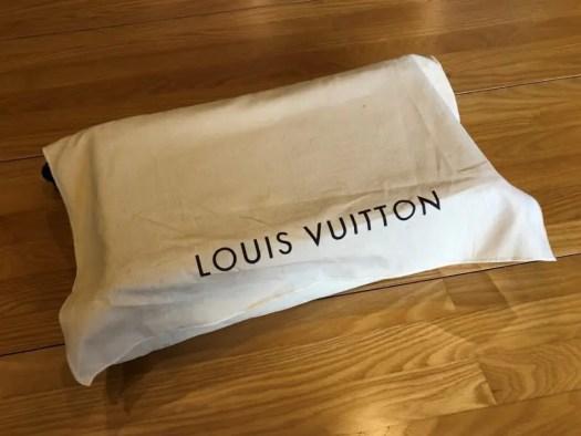 ルイヴィトン Louis Vuitton モノグラム コフレ 8 モントル M47641 時計ケース 未使用の画像9。