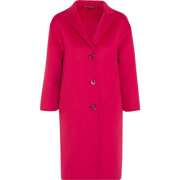 Gucci | Wool Angora Coat | Net-A-Porter