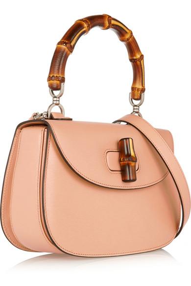 Gucci | Bamboo Classic Shoulder Bag | NET-A-PORTER.COM